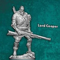 Lord Cooper - Single model from the Lord Cooper Core Box M3E