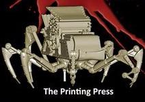 The Printing Press - The Pen Is Mightier (Nellie Box) WYR20132