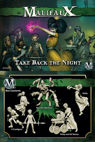 Take Back the Night (Molly Box) - (Box of 6 miniatures) - WYR20207