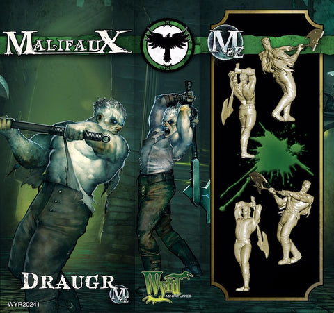 Draugr (Box of 2 miniatures) WYR20241