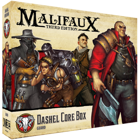 Dashel Core Box - Malifaux M3E WYR23103