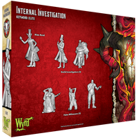 Internal Investigation (Box of 6 M3E Miniatures)
