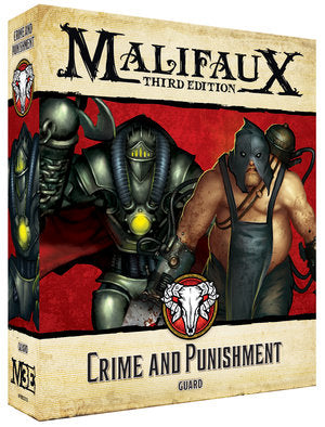 Crime and Punishment (M3E Pre Order) Expected Release Jan