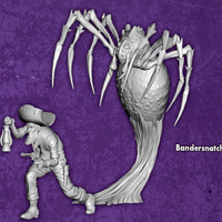 Bandersnatch (Single Model from Things That Go Bump) M3E