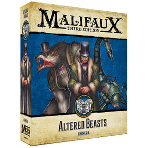 Altered Beasts -M3E  Box of 3 Miniatures - WYR3308