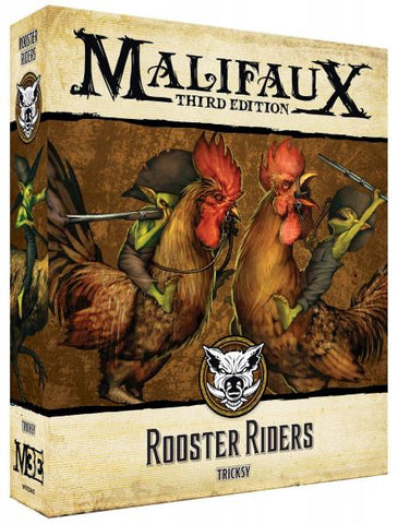 M3E Rooster Riders (Box of 3 Miniatures) WYR23612