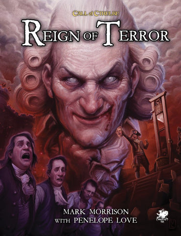 Call of Cthulhu: Reign of Terror (Hardcover)
