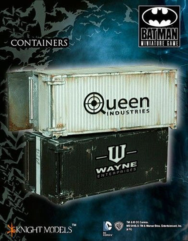 Batman: Containers