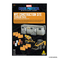 Crisis Protocol: NYC Construction Site Terrain Pack