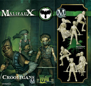 Crooligan (Single Models Available) - From Take Back the Night (M2E Molly Box) or Crooligan Box