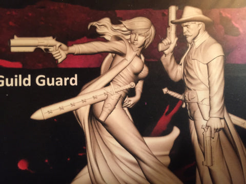 Guild Guard - Bound by Law (Lucius Box) - WYR20108