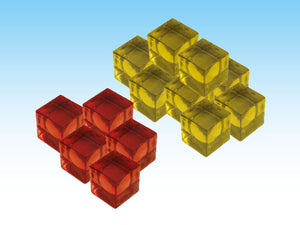 Energy Cubes (set of 30) Tripods & Triplanes