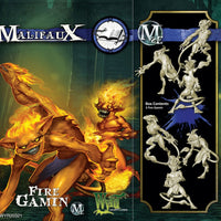 Fire Gamin M2E-  (Box of 3 miniatures with no stat cards)  WYR20321