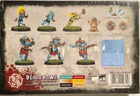 Blood Bowl: Gwaka'moli Crater Gators Lizardmen Blood Bowl Team