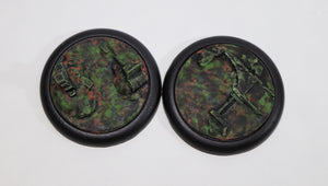 Graveyard of Zookstown Base Inserts (30, 40, 50 mm - each size sold separately) Bases sold seperately