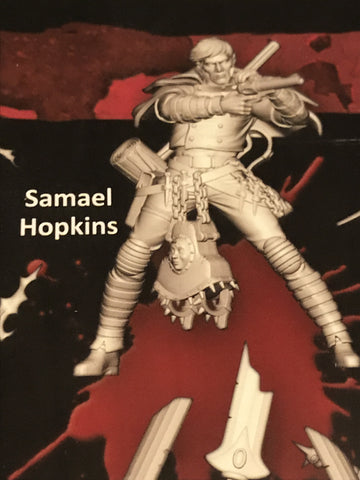Samael Hopkins - Torch and the Blade (Sonnia Box) WYR20102