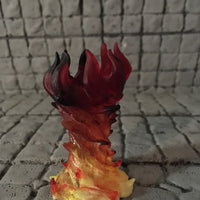 Flame Pillars - Pyre Markers