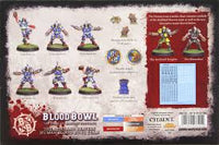 Blood Bowl: The Reikland Reavers Human Blood Bowl Team