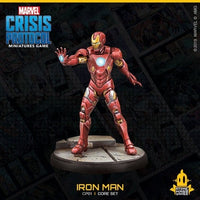 Iron Man from the Crisis Protocol Core Set