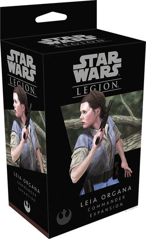 Star Wars: Legion - Princess Leia Organa Commander Expansion