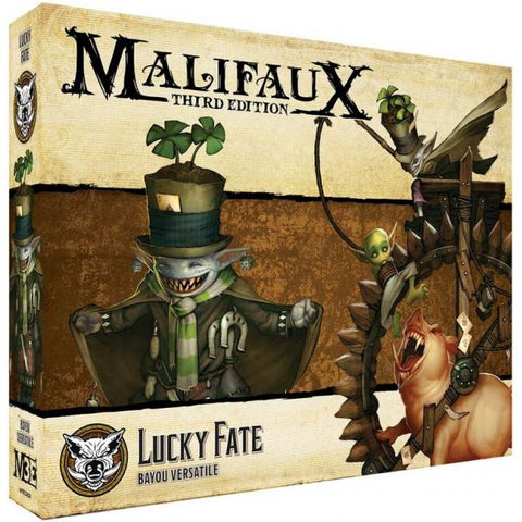 Lucky Fate  (M3E) Box of 2 Miniatures WYR23624
