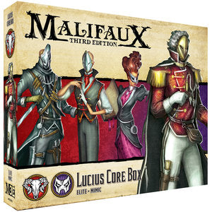 Lucius Core Box (M3E Version) Single Models Available