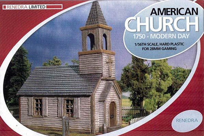 American Church, 1750-Modern day