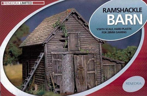 Ramshackle Barn, Late 16th century-Modern day