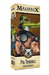 Pig Trouble (Box of 2 M3E Models)