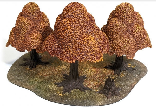 Monster Scenery: Autumn Forest