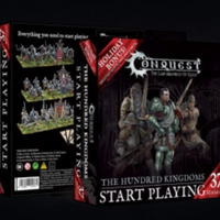 Hundred Kingdoms Start Playing Holiday Gift Set (Wave 2)