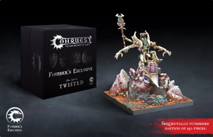 Spires -Twisted Retinue Founder's Exclusive Edition [Limited]