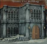 Gothic City Building Large Set PGH4923