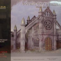 Gothic City Building Small Set #2  PGH4925