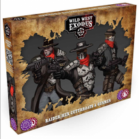 Wild West Exodus: Raider / Hex Cutthroats and Gunmen (10)