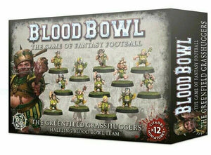 Blood Bowl: The Greenfield Grasshuggers Halfling Blood Bowl Team