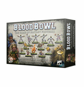 Blood Bowl: Middenheim Maulers Old World Alliance Blood Bowl Team