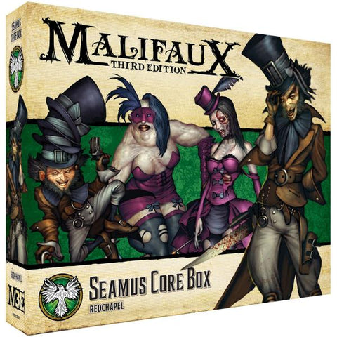 Seamus Core Box M3E (Box of 6 Miniatures)