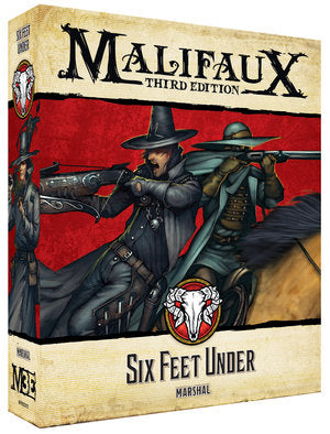 Six Feet Under (Single Models Available) WYR23115