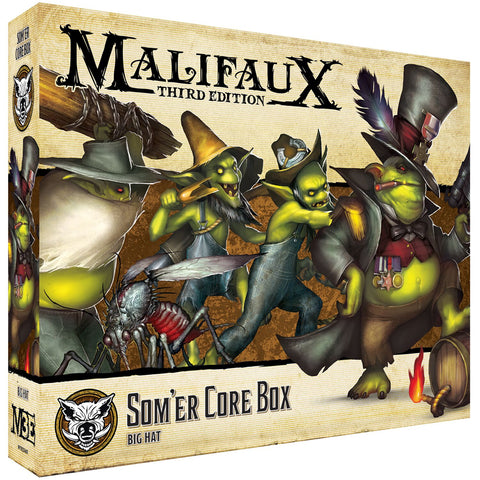 Malifaux (M3E): Somer Core Box (Single Models Available)