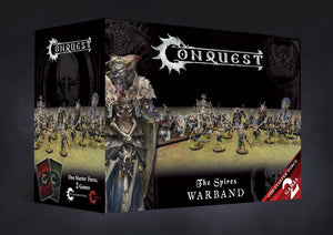 The Spires Warband Set PREORDER 1/31/21