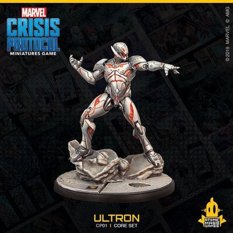 Ultron from the Crisis Protocol Core Set