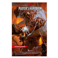 D&D 5E RPG: Player's Handbook (Hardcover)