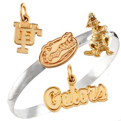 SwampGold Licensed Florida Gator Jewelry