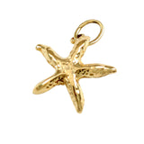 "00309 - 9/16"" Starfish Charm - Lone Palm Jewelry"