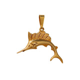 "04031 - 1"" Sailfish Pendant"
