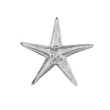"10074 - 13/16"" Starfish Hidden Bail Charm - Underside - Lone Palm Jewelry"