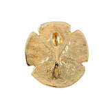 "10076 - 5/8"" Sand Dollar Charm with Hidden Bail - Lone Palm Jewelry"