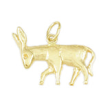 Donkey Charm - Lone Palm Jewelry