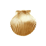 "10176 - 1 1/4"" Scallop Shell with Hidden Bail"